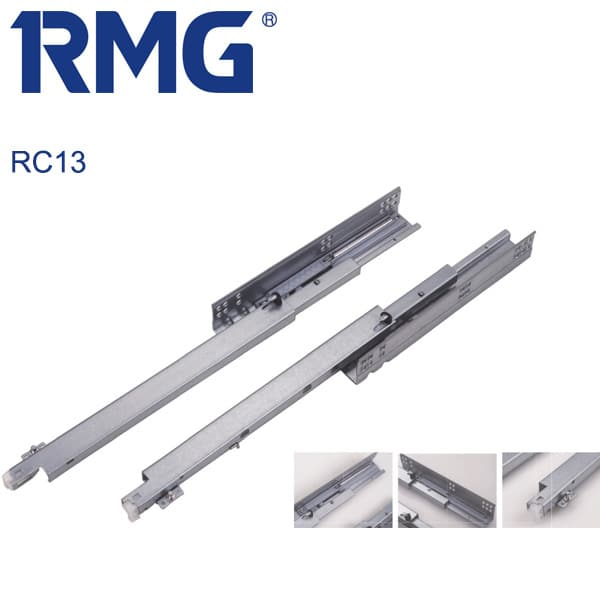 Full extension undermount drawer slides RC13