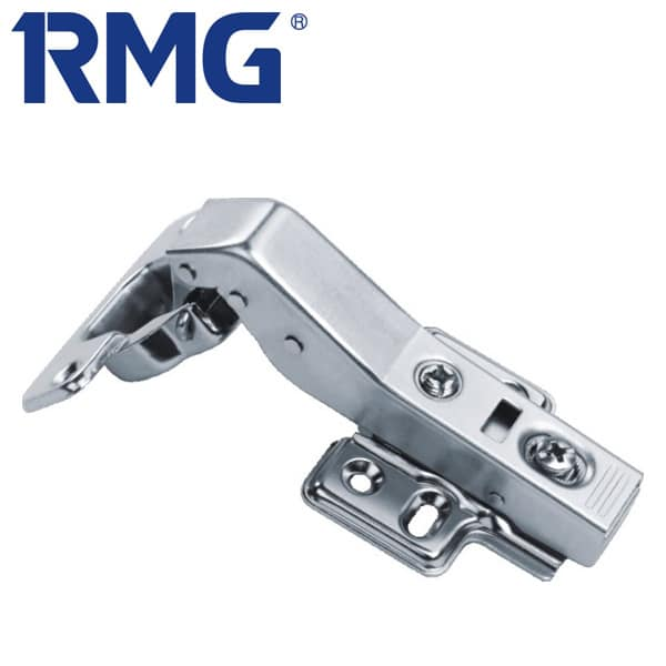 Hydraulic corner hinges for kitchen cabinets clip on MJ1330