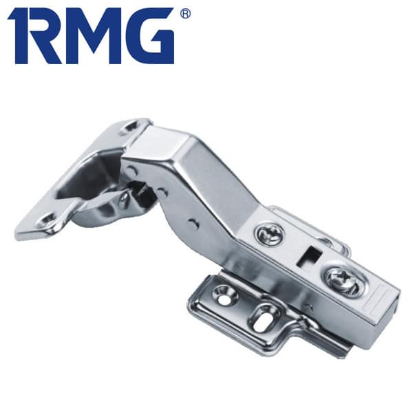 Hydraulic corner hinges for kitchen cabinets clip on MJ1345