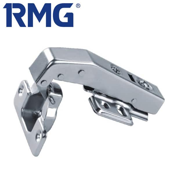 Hydraulic corner hinges for kitchen cabinets clip on MJ1390