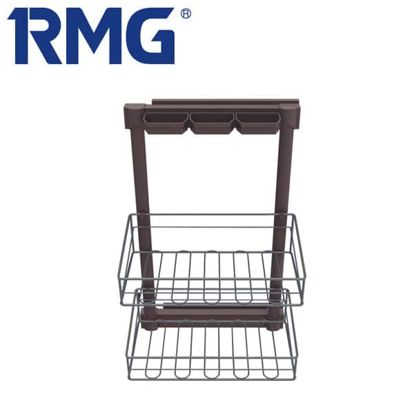 Pull out storage basket MY R307