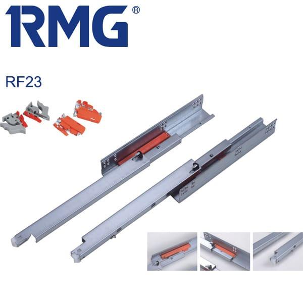 Push to open undermount slides RF23