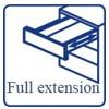 RB02B full extension