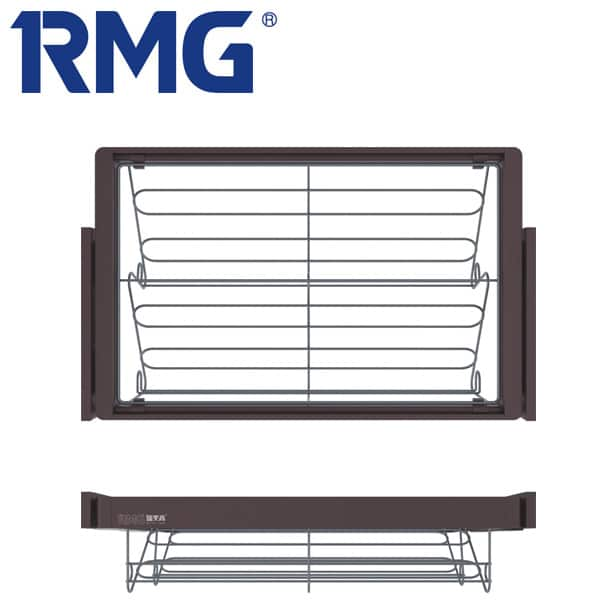Shoe rack with frame MY R203
