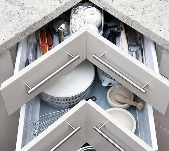 Kitchen Storage Fitting 1