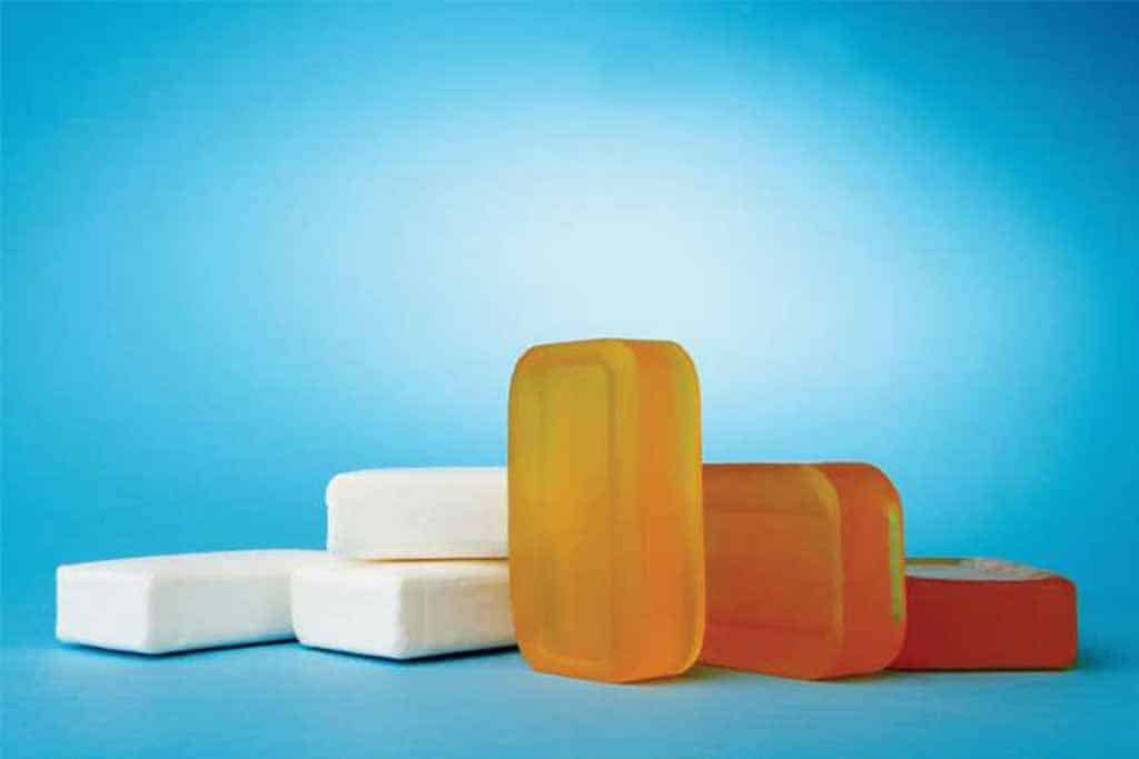 Bars soap